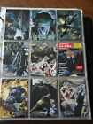 History of Batman Trading Cards 92