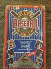 1992 Upper Deck Baseball Wax Box 36 Sealed Unopened Foil Packs Ted Williams