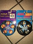 Star Trek Deep Space Nine Collectibles The Next Generation MARBLES TNG DS9