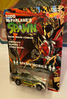 Hot Wheels SPAWN MOBILE Funny Car NO BATS grille or headlights RARE MOC