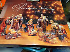 Kirkland Signature 10 pc Porcelain Nativity Set