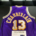 Wilt Chamberlain Cards and Autographed Memorabilia Guide 30