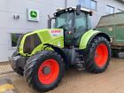 2012 Claas Axion 820 Tractor 190hp 50k PowerShift 4SCV 5846 Hours
