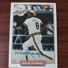 1993 Nabisco Willie Stargell autograph w certificate of authenticity PITTSBURGH