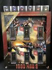 2013 Upper Deck Iron Man 3 Hall of Armor Gallery and Guide 34
