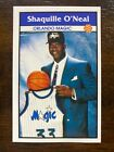 Shaquille O'Neal Rookie Card Checklist and Gallery 40