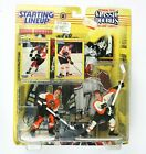 New SIGNED Starting Lineup 1998 Dave Schultz Bobby Clarke NHL Hockey Figures Toy