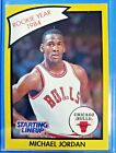 UNDERVALUED 1990 NBA ROOKIE OF YEAR  Basketball Starting Lineups CARDS Jordan