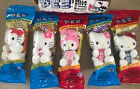 Sanrio Hello kitty My Melody soft Pez Set Of 5 With Box
