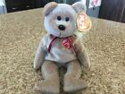 Ty Beanie Baby - 1999 Signature Bear - Canadian Tags - MWMT