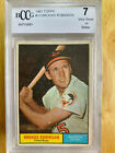 Brooks Robinson Baseball Cards: Rookie Cards Checklist and Autograph Buying Guide 22