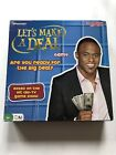 2010 Pressman Lets Make a Deal Game Featuring Wayne Brady Acceptable Box