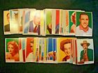 1953 Topps Who-z-at Star Trading Cards 6