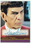 2011 Rittenhouse Archives Star Trek Classic Movies: Heroes & Villains Trading Cards 50