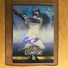2020 Topps x Ben Baller Los Angeles Dodgers World Series Champions Cards 17