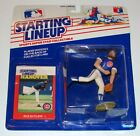 Starting Lineup Rick Sutcliffe MLB Baseball Figure - Card MOC Kenner 1988