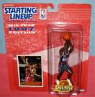 1997 extended series CLYDE DREXLER Houston Rockets *FREE_s/h* Starting Lineup