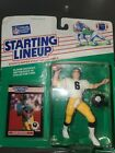 1989 BUBBY BRISTER #6 Pittsburgh Steelers NM * FREE s/h * Starting Lineup