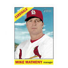 2015 Topps Heritage Baseball Gum Damage Backs Add Scratch and Sniff Twist 10