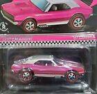 Hot Wheels 67 1967 Chevy Camaro RLC 2016 Convention Pink Party Chevrolet Car