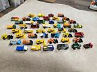 Pre Owned Matchbox Lot of 48 Construction Tractor Shovel Nose Plow Quarry King