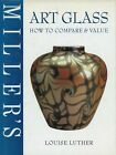 Antique Art Glass Types Makers Dates Illustrated Book + Values