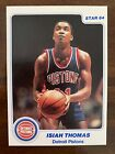 Isiah Thomas Rookie Cards Guide and Checklist 24