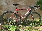 2014 Cannondale Supersix EVO 52 cm SRAM Red 22 Upgraded Carbon Wheels 145 lbs