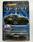 Hot Wheels 2021 Newsletter Dodge Demon 21st Nationals Convention Only 775 Made