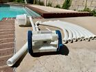 Hayward 2 Wheel Suction Poolvergnuegen The Pool Cleaner w hoses  Leaf Canister