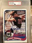 Charlie Sheen Signing Major League Autographs for 2014 Topps Archives Baseball 16