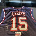 Vince Carter Cards and Autographed Memorabilia Guide 66