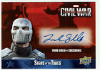 2016 Upper Deck Captain America Civil War Trading Cards 21