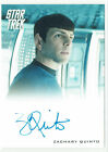 2014 Rittenhouse Star Trek Movies Autographs Gallery and Guide 43