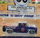 Hot Wheels Custom 62 Chevy Pickup Truck Annual 2019 Collectors Convention Car