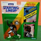 1992 RONNIE LOTT sole L.A. Oakland Raiders NM+ * FREE s/h* final Starting Lineup