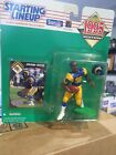 1995 Starting Lineup NFL Jerome Bettis Los Angeles Rams ACTION Figure!