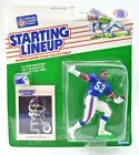 NEW NOS 1988 Kenner NFL Starting Lineup Harry Carson New York Giants H