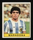 Diego Maradona Rookie Card and Apparel Guide 12