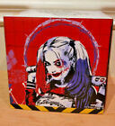 SDCC 2016 Mattel Hot Wheels Suicide Squad Harley Quinn DieCast New in Box