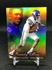 Randy Moss Rookie Cards and Autographed Memorabilia Guide 30
