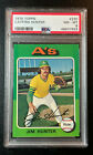Catfish Hunter Cards, Rookie Card and Autographed Memorabilia Guide 3