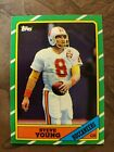 Steve Young Football Cards: Rookie Cards Checklist and Buying Guide 21