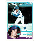 Ryne Sandberg Cards, Rookie Cards and Autographed Memorabilia Guide 10