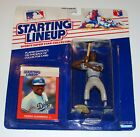 Starting Lineup Pedro Guerrero MLB Baseball Figure - Card MOC KENNER 1988