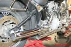 Harley Softail Sportster VANCE  HINES STRAIGHTSHOTS Exhaust Pipes System READ