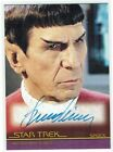 2011 Rittenhouse Archives Star Trek Classic Movies: Heroes & Villains Trading Cards 48