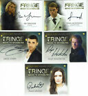 2012 Cryptozoic Fringe Seasons 1 and 2 Trading Cards 12