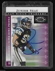 Junior Seau Football Cards and Autograph Memorabilia Guide 7