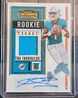 Contenders Football Rookie Ticket Autographs Visual History: 1998-2017 33